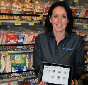 Rothfords Foodbrokers iPad